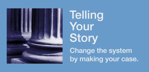 Telling Your Story splash